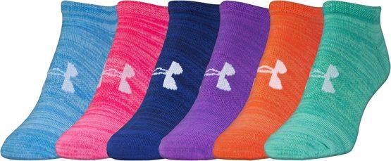 Tất Under Armour Men's and Women's Essential No Show Socks